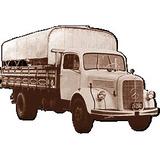 Carcaça Da Caixa De Direção Para Caminhões Mercedes Antigos