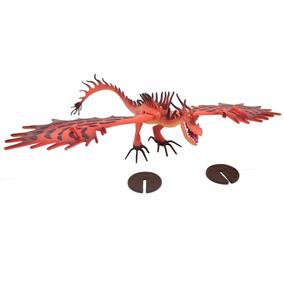 Novo Como Treinar Seu Dragão-figura Articulável Hookfang