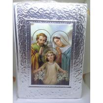 Biblia Boda Repujado Sagrada Familia 23cm X 17cm