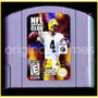 Nfl Quarterback Club 99 Nintendo 64 Usado Futebol | Original