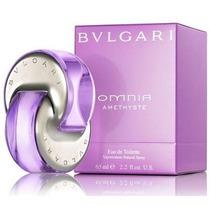 Perfume Bvlgari Omnia Amethyste Feminino Edt 65ml Original