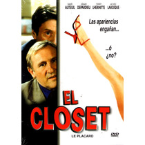 Dvd El Closet ( Le Placard ) 2001 - Francis Veber