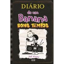 Livro Infantil Juvenil Diário De Um Banana 10 Vergara E Riba
