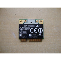Mini Card Pci Express Modelo Rtl 8191se Para Notebook