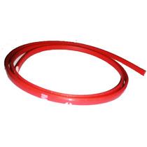 Friso Vermelho 5mm Tunning Personalização 1 Metro