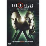 X-files Expedientes Secretos Decima Temporada 10 Diez Dvd