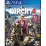 Far Cry 4 Juego Ps4 Playstation 4 Stock