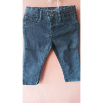 Calça Jeans Vrk Baby 6 A 9 Meses