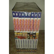 Naruto Pocket 1 Ao 9 Panini Mangá 9 Volumes