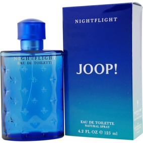 Perfume Joop Azul Nightflight 125ml - 100% Original