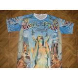 Camisa Da Escola De Samba Beija Flor Aguas 2009