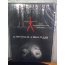 Dvd El Proyecto De La Bruja De Blair Terror Posesiones