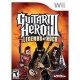 Guitar Hero Iii Legends Of Rock Wii Nuevo Citygame