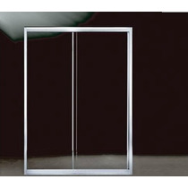 Cancel Corredizo (1.20x2.00m) Cristal Templado 6mm