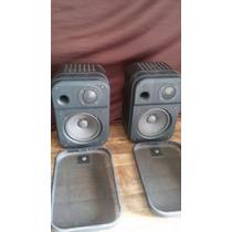 Caixas Jbl Monitor Pro-iii Studio - Bose Polk B&w Kef Jamo