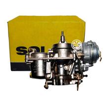 Carburador Direito Fusca 1300 / Brasília Álcool 79/83 Solex
