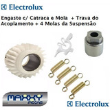 Kit Electrolux /catraca C/mola/engaste /molas Lm08/ltr10