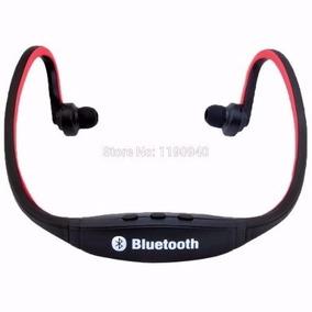 Fone De Ouvido Bluetooth Para Celular Sem Fio Sport Mp3 Fm