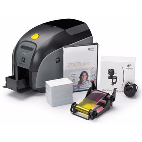 Impresora De Pvc Zxp Serie 1