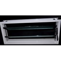 Ventiluz Aireador Aluminio 60x26