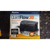Filtro Pecera Aqueon Quiet Flow 30