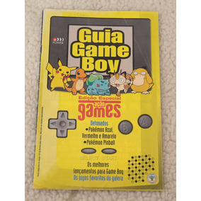 Guia Game Boy Pokemon