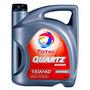 Aceite Total Quartz 5000 Mineral 15w40 Ideal Gnc 4lts.