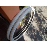 2 Cubiertas Marfil 26 X 1.90 Street Bicicletas Playeras