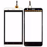Tela Vidro Lente Touch Toque Smartphone Dl Yzu Ds3 Branco