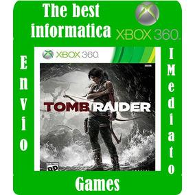 Tomb Raider Xbox 360 Código 25 Digt Download Frete Gratis