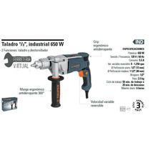 Taladro 1/2 Industrial 650 W