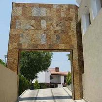 Revestimiento De Piedra Morisca Arena 40x60 Piso/pared