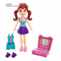 Polly Pocket Casa Divertida Lila Mattel