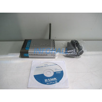 Modem D-link Dl-524 Wireless