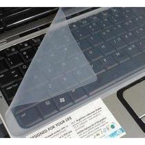 Película Protetora Silicone P/ Teclado Notebook Até 15 Pol