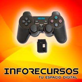 Joystick Inalambrico Pc Play 2 Play 3 - Seisa
