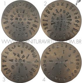 Matriz / Queijinha / Cunho / Emblemas De Formatura - Ourives