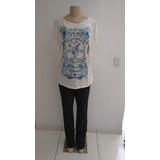 Blusa Plus Size Com Brilho