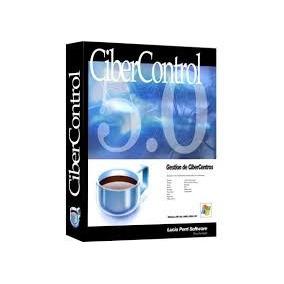 Ciber Control 5.0 Gestor De Ciber + Licencia Full