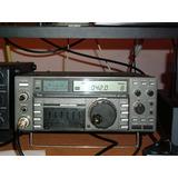 Icom Ic-735 Radioaficionado Impecable Blu No Yaesu Kenwood