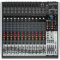 Mesa De Som Behringer Mixer 24 Entradas Xenyx X2442 Usb