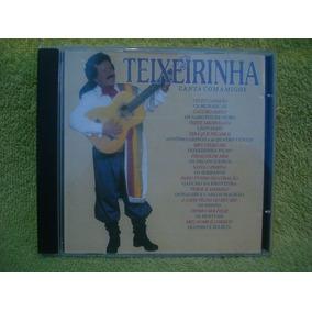 Teixeirinha - Canta Com Amigos - Cd Nacional