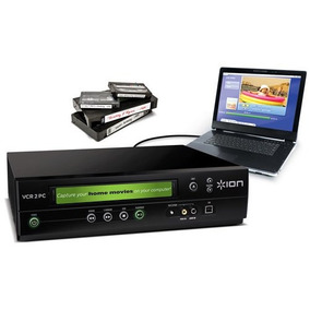 Conversor Vhs Para Dvd Conversor Digital