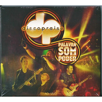 Cd Discopraise - Palavra Som E Poder (sony_music)