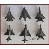 Dante42 Lote 06 Aviones Combate Coleccionables