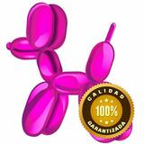 100 Globos Figuras + Inflador, Resistentes Globoflexia