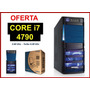 Core I7 4ta Generación 4790/ 1tb Hdd/ 8gb Ram Hyperx Blu