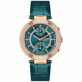 Reloj Versus By Versace Star Ferry Turquesa Time Square