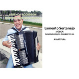 Música Lamento Sertanejo P/ Acordeon