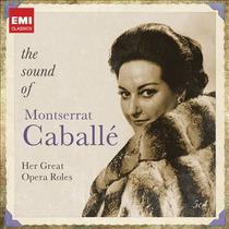 Montserrat Caballé - The Sound Of - Colección 5 Cds